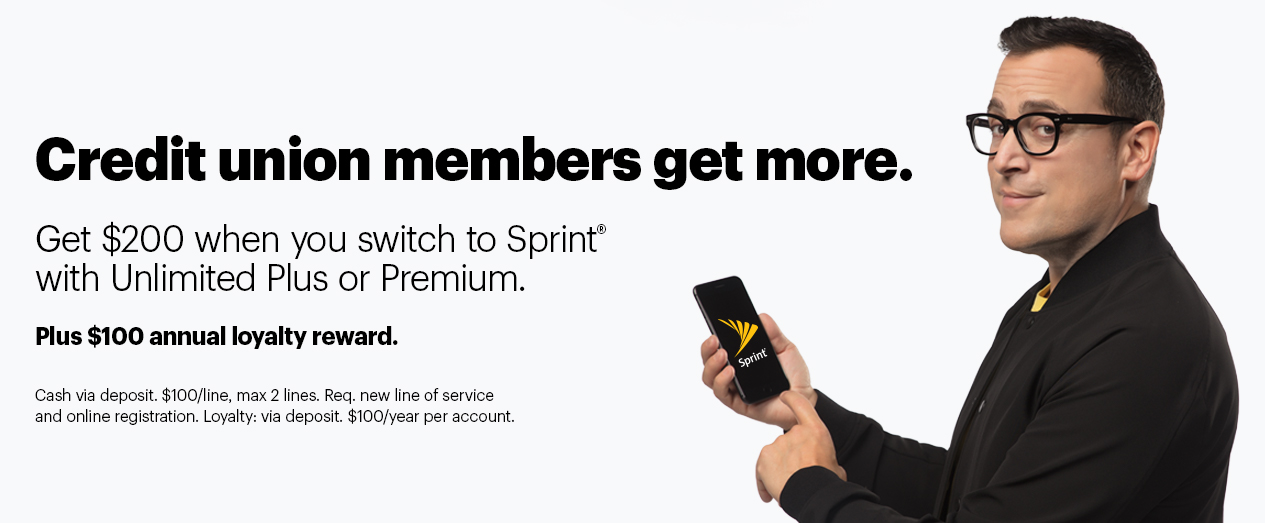 sprint rewards banner