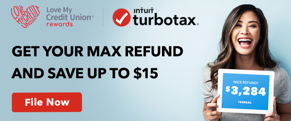 Get your max refund and save up to $15